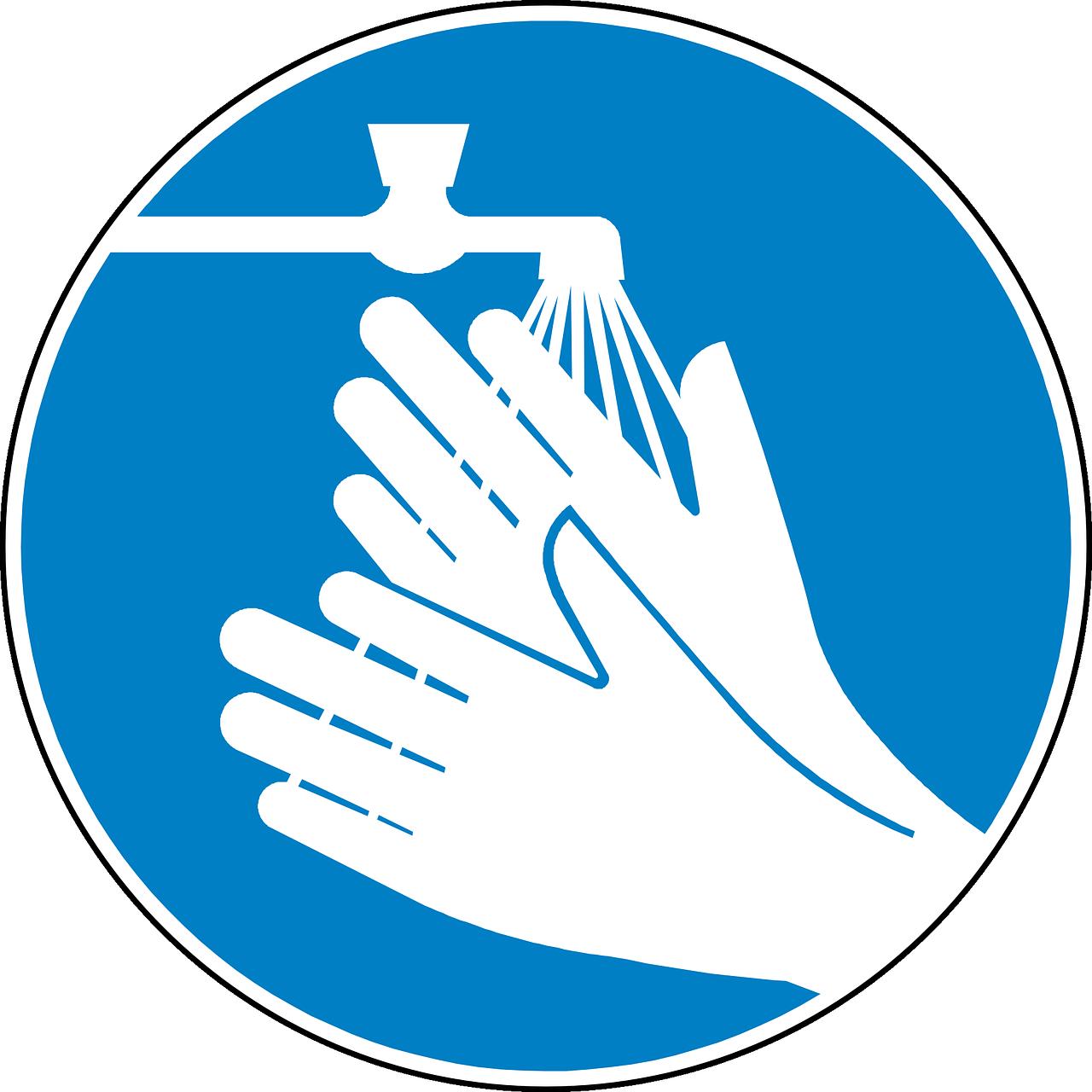 Gute Hygiene ist wichtig.
