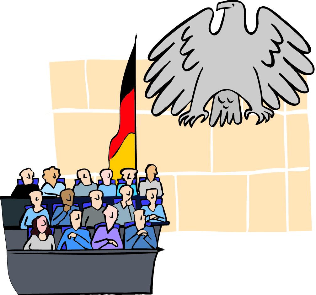 Mitglieder des Bundestages